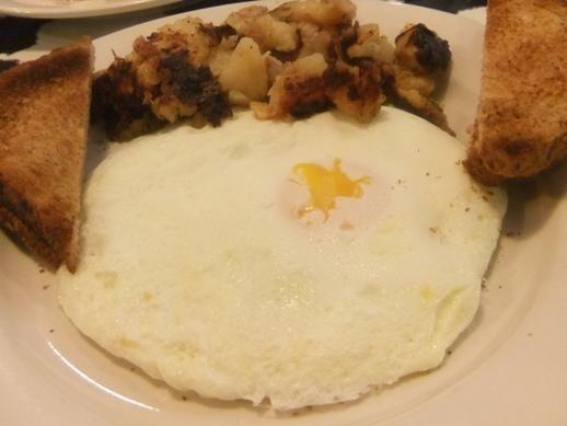"""Dinosaur egg"" at Maureen's Kitchen, Smithtown."