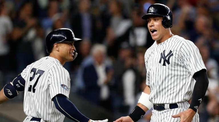 Blast In Yankees Victory Over As Shows That Aaron Judge Is