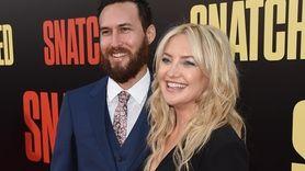 Kate Hudson and her musician boyfriend, Danny Fujikawa,