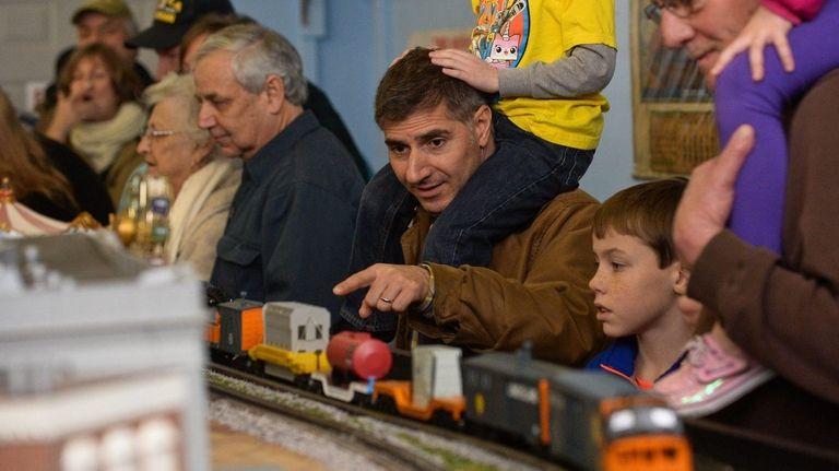 Train shows on Long Island | Newsday