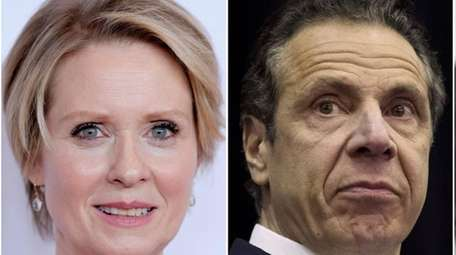 Cynthia Nixon unsuccessfully challenged Gov. Andrew M. Cuomo