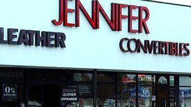 Jennifer Convertibles store in Farmingdale