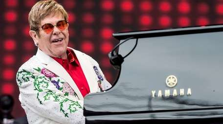 Elton John says he's retiring from touring.