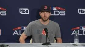 On Thursday, the Red Sox talked about how