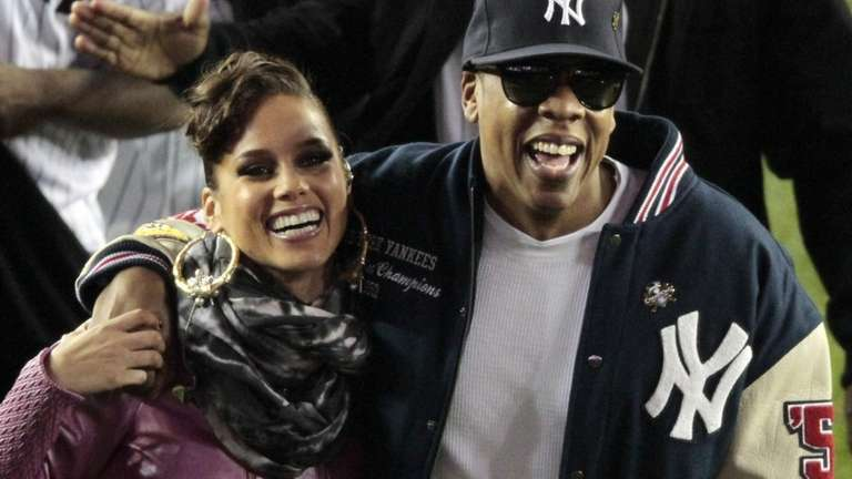 Jay-Z is nominated for Record of the Year