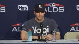 The Yankees on Thursday named J.A. Happ the
