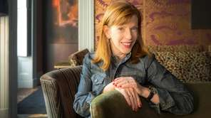 Susan Orlean, author of