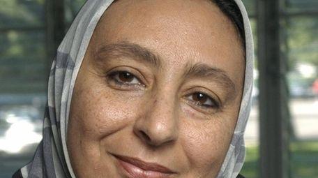 Sanaa Nadim, chaplain, Islamic Society Interfaith Center, Stony