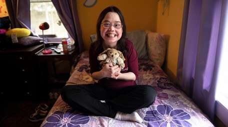 Gabby Cotty, 24, is one of only 250