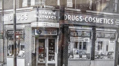 A photo of Franwin Pharmacy in Mineola taken
