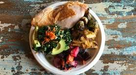 Primal Roots Organic Cafe, Smithtown: This cafe, which