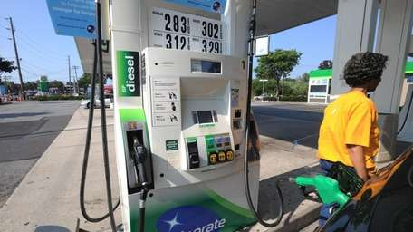 The price of gas has, so far, not