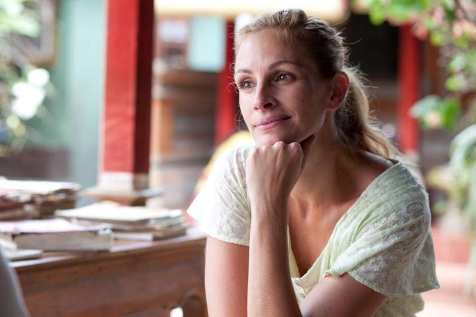 Julia Roberts stars as Elizabeth Gilbert in