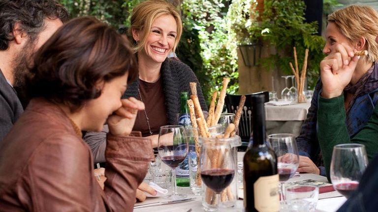 Julia Roberts stars as Elizabeth Gilbert in