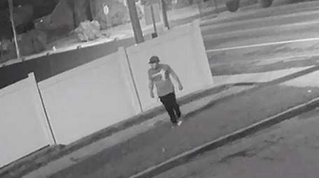 Nassau County police on Thursday released this surveillance
