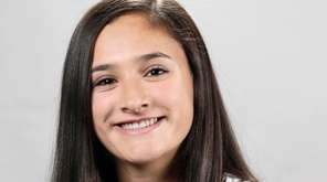 All-Long Island field hockey player Kristen Shanahan, Sachem