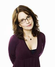 "Tina Fey as Liz Lemon on ""30 Rock."""