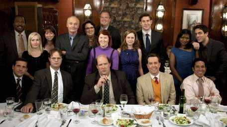 The Office (NBC) Cast of