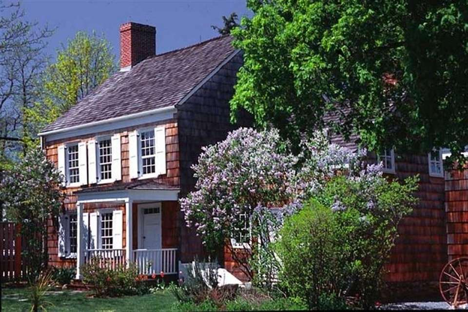 The Walt Whitman Birthplace in Huntington hosts a