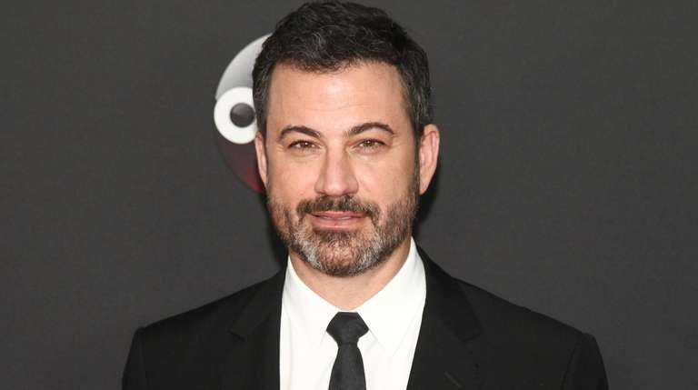 Jimmy Kimmel at the Upfront Party at Tavern