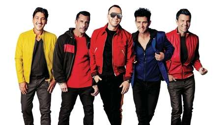 New Kids On the Block will perform on