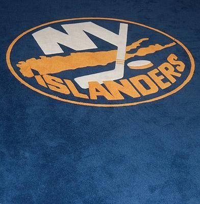 Islanders locker room carpet