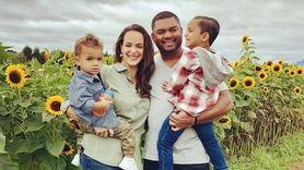 The Mohan Family enjoying a beautiful, fun filled,