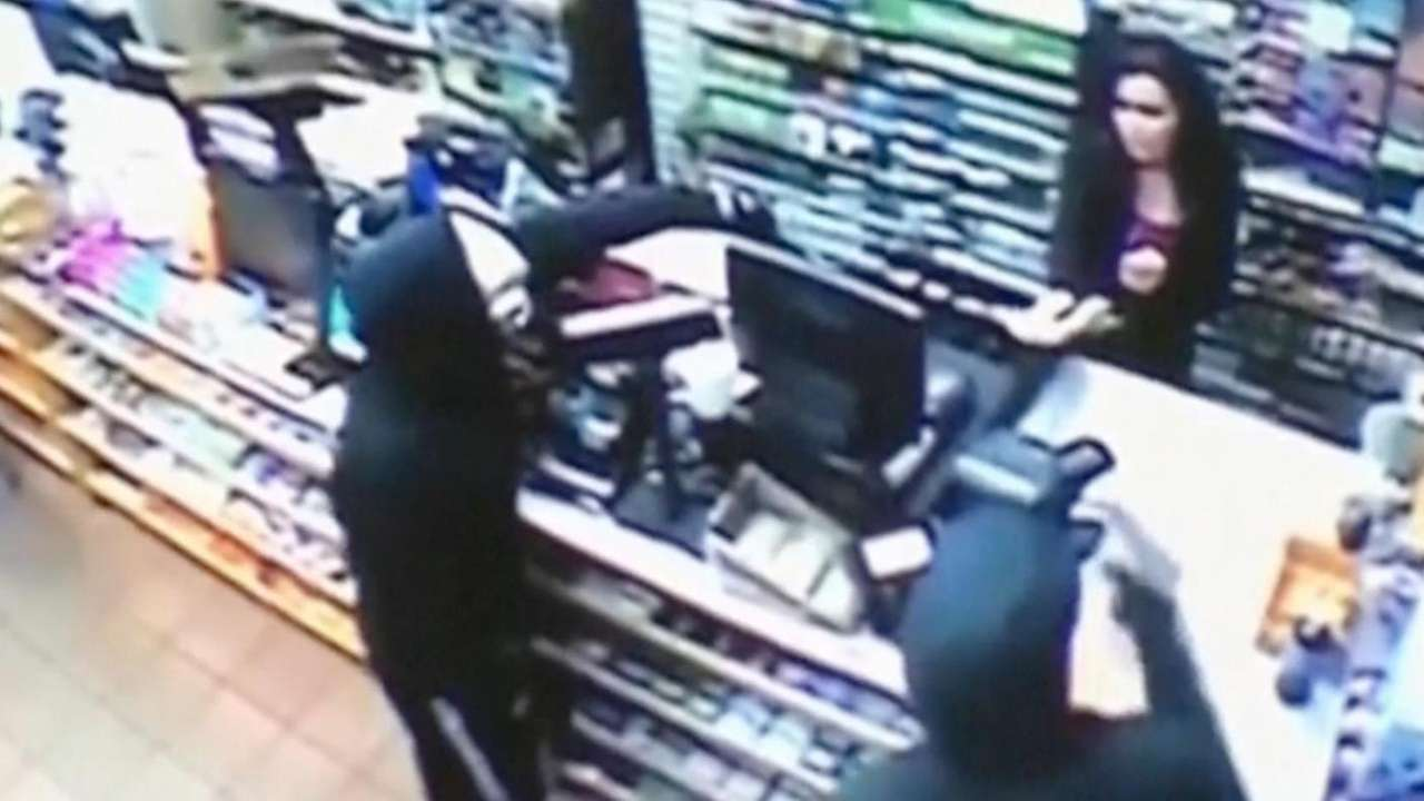 Police are seeking information on recent robberies including