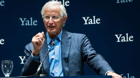 Yale University Professor William Nordhaus, one of the