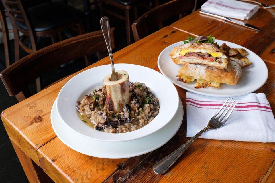 Restaurants With Good Vegetarian Option Chelsea