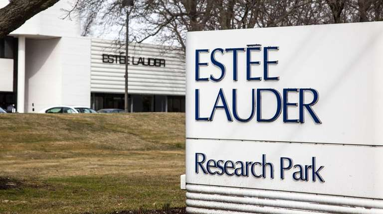 Estee' Lauder campus at 155 Pinelawn Rd. in