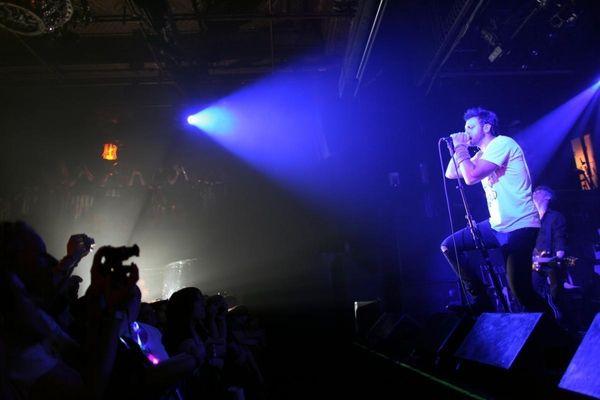 Dix Hills' native Ryan Star performs at Irving