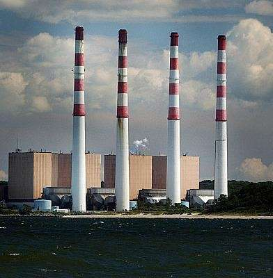 Power plant in Northport
