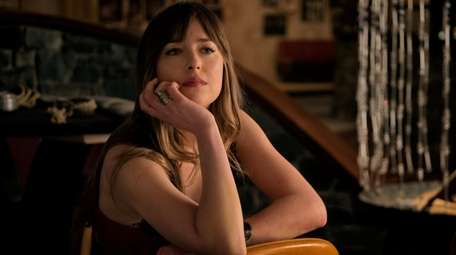 "Dakota Johnson stars in ""Bad Times at"