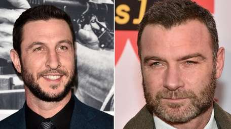 Pablo Schreiber, known for his role as Pornstache
