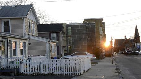 Terry Street, as seen on Feb. 27: In