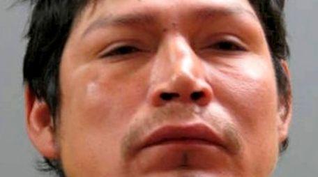 German Umanzor pleaded guilty to setting a man