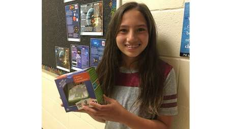 Kidsday reporter Meadow Dalberg reviews Q's Race to