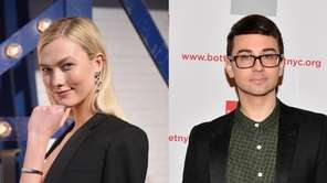 Karlie Kloss and Christian Siriano are the
