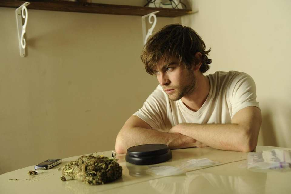 Chace Crawford in a scene from Joel Schumacher's