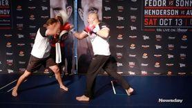 On Wednesday, Russian heavyweight Fedor Emelianenko and his