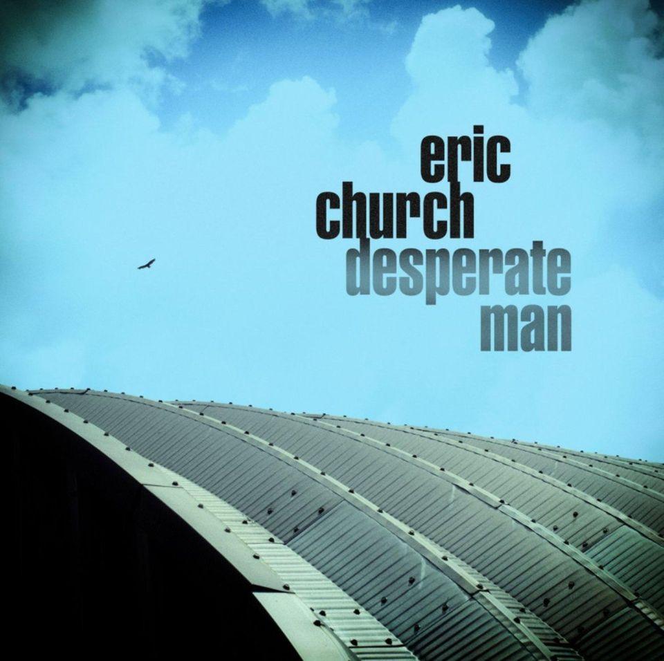 Eric Church's new album