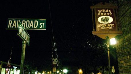 February 27, 2009; Greenlawn, NY: Old Fields Inn