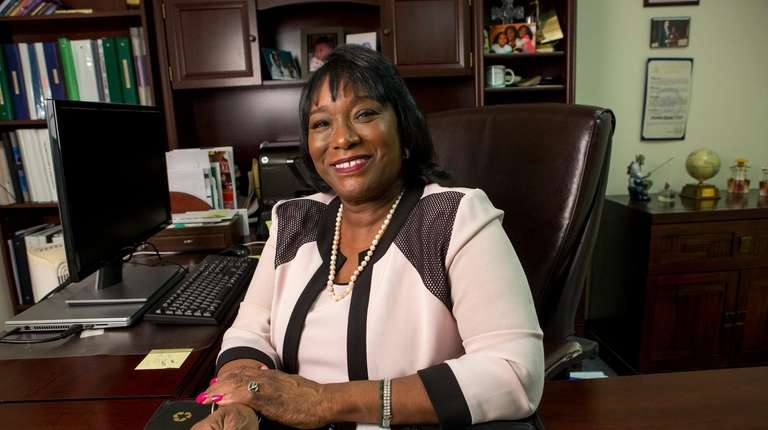 Sharon Davis, president and CEO of S.J. Edwards,