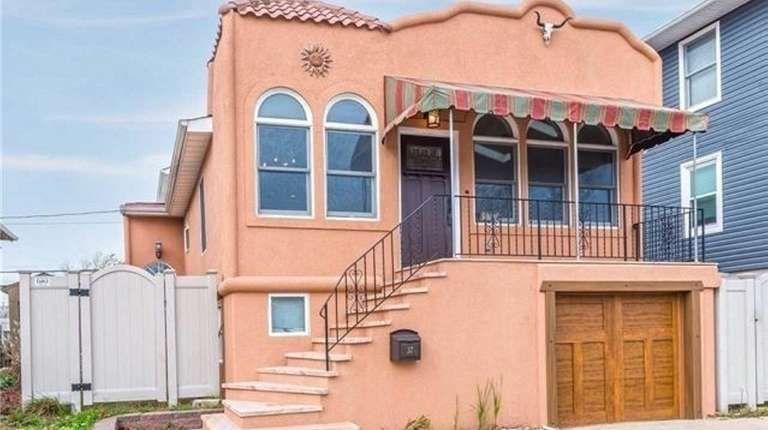 This Long Beach home recently sold for $549,000.
