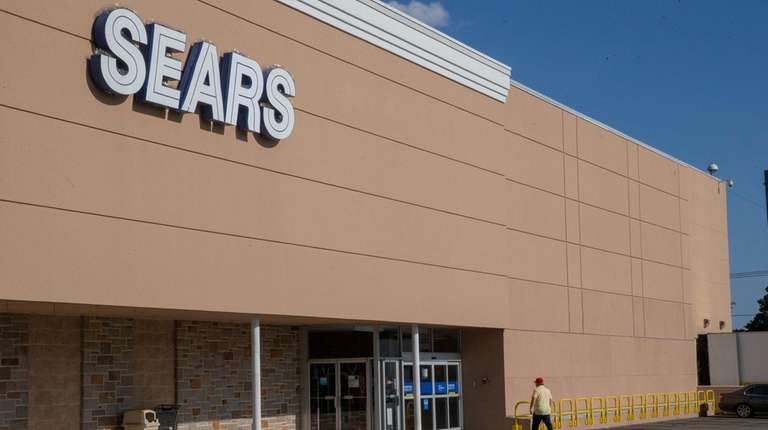 The Sears on Thursday, Aug. 23, 2018 in