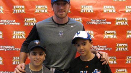 New York Mets first baseman Ike Davis with