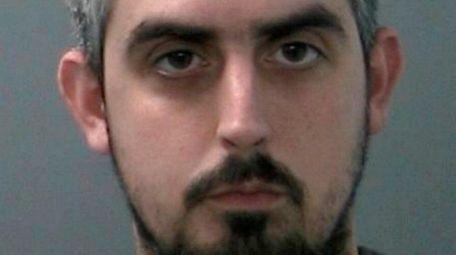 Edward Foley of the Bronx was arrested Thursday,