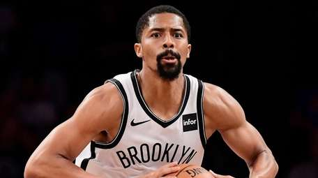 Spencer Dinwiddie was third in last season's NBA