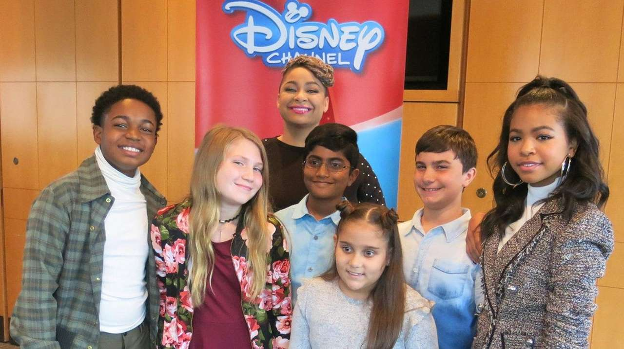 Raven S Home Actors Meet Li Kids Newsday